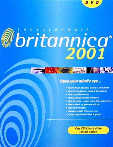 Encyclopédie Britannica 2001