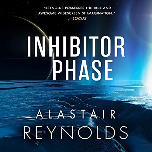 Inhibitor Phase Audiobook By Alastair Reynolds cover art