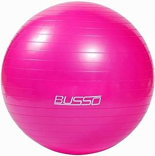 Busso Gym66 65 Pılates Topu Kutulu Fusya