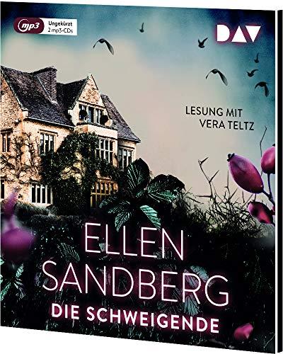 Die Schweigende: Ungekürzte Lesung mit Vera Teltz (2 mp3-CDs)