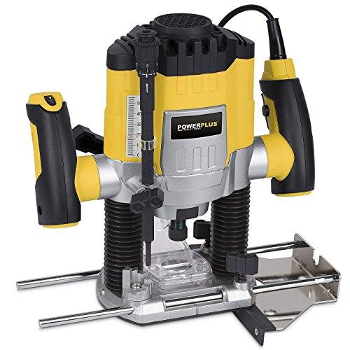 Powerplus POWX0910 - Fresatrice...