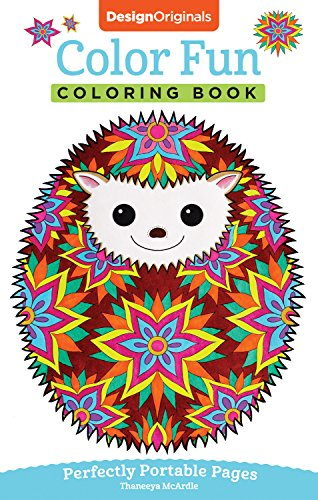 Color Fun Coloring Book: Perfectly Portable Pages