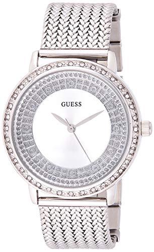 Guess Watches Ladies Willow Reloj para Mujer Analógico de Automático japonés con Brazalete de Acero Inoxidable W0836L2