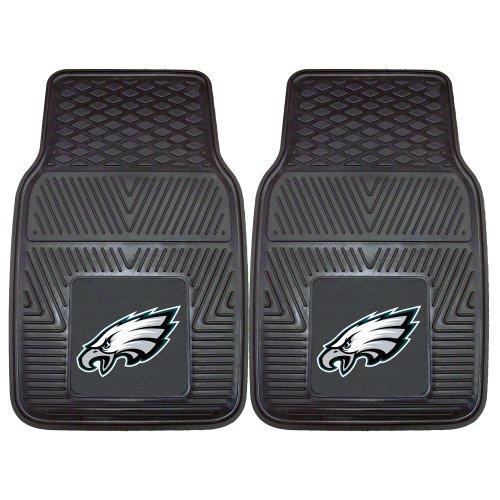 FANMATS 8771 NFL Philadelphia Eagles Vinyl Heavy Duty Car Mat,18'x27'