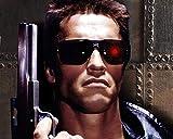 Adultos Rompecabezas De 1000 Piezas Terminator: Póster De Personaje De Película Juguete Educativo...