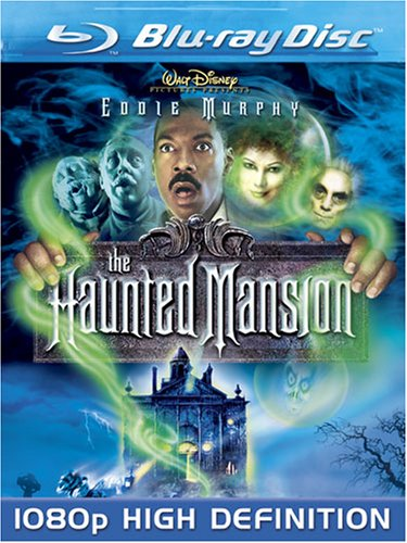 The Haunted Mansion [Blu-ray] Only $5.99 (Retail $15.99)