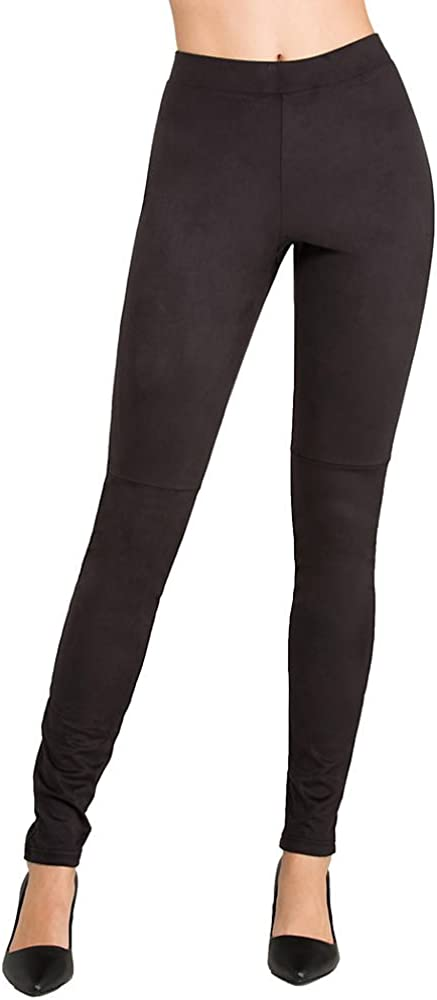 Hue Women's Ultra Suede Leggings