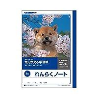 キョクトウ・アソシエイツ (業務用セット) 学習ノート かんがえるノート A501 1冊入 (×30セット)