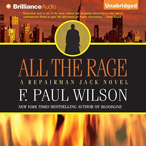 All the Rage audiobook cover art