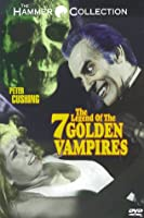 Legend of the 7 Golden Vampires / Seven Brothers Meet Dracula (Hammer Collection)