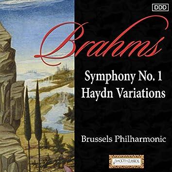 Brahms: Symphony No. 1 - Haydn Variations