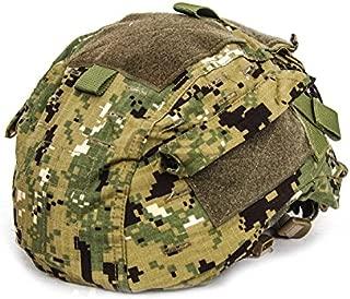 Lancer Tactical Emerson MICH 2001 Helmet Cover (Jungle Digital)