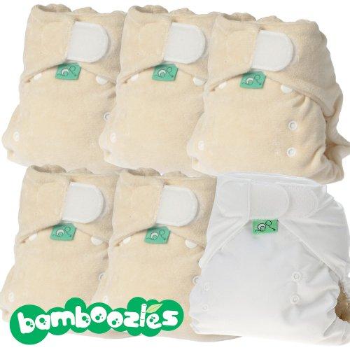 TotsBots Stoffwindel Tagespaket Bamboozle Gr. 2 (4-16kg)