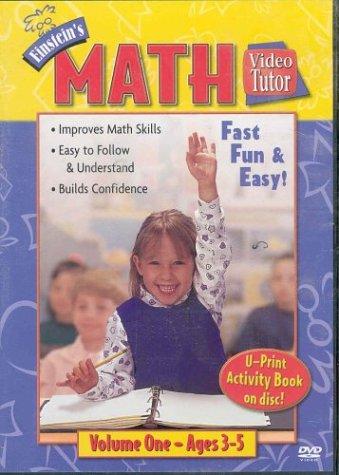 Math Video Tutor DVD: 1