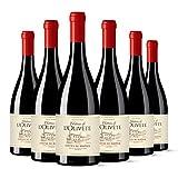 Château de L'Olivete - AOP Côtes du Rhône - Vin Rouge - Millésime 2018 - Lot de 6 bouteilles x 75 cl