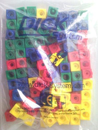 Formel - Mathematik für die Grundschule: 100 Steckwürfel