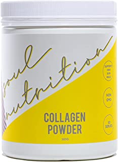 Soul Nutrition Collagen Powder, Unflavoured, 500 grams