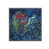 ADNHWAN Marc Chagall Leinwand Malerei Poster und Drucke