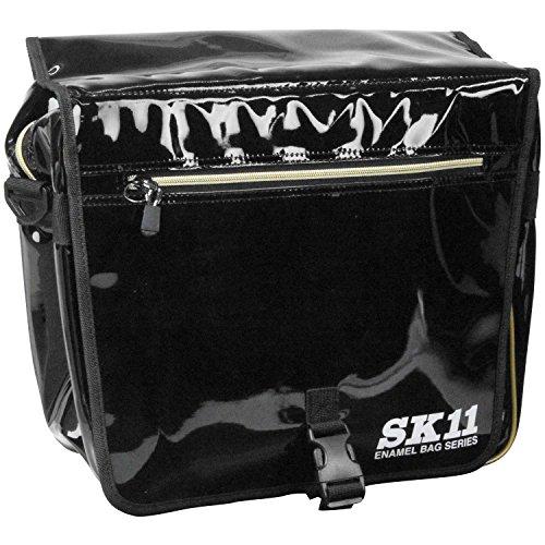 SK11 ワークエナメルバッグ M 幅350×高さ210×奥行110mm WEMF1-2
