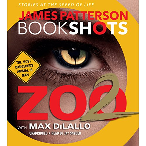 Zoo II: A BookShot audiobook cover art