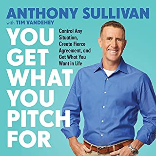 You Get What You Pitch For audiobook cover art