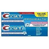 Crest Pro-Health Sensitive & Enamel Shield Toothpaste, 4.6 oz, Pack of 2