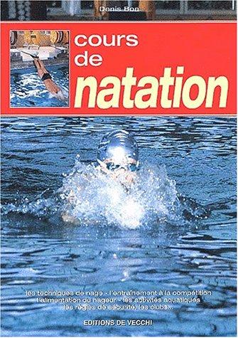 Cours de natation