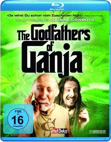 The Godfathers of Ganja [Blu-ray]