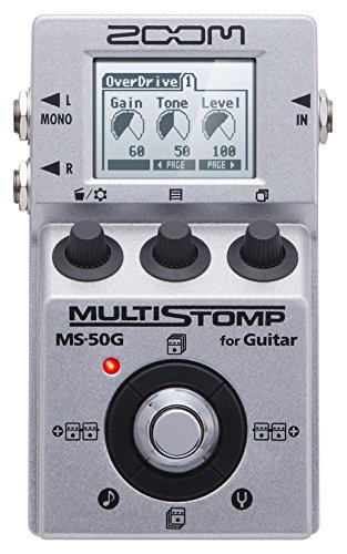ZOOM MS-50G Multieffektpedal