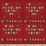 Stof Fabrics of Denmark Stoffabric Dänemark Magischer