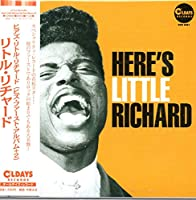 Here's Little Richard (His First Album+2)(紙ジャケット)