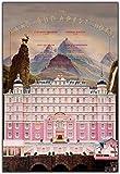 Refosian The Grand Budapest Hotel Klassiker Film HD Art