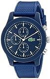 reloj lacoste hombre azul