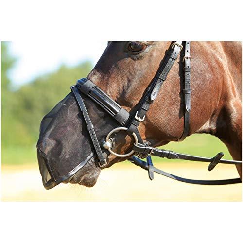 BUSSE Nüsternschutz FLY PROTECTOR, G-Pony/VB, schwarz