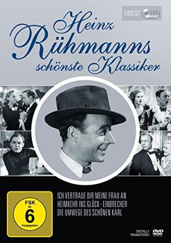 Heinz Rühmanns schönste Klassiker [4 DVDs]
