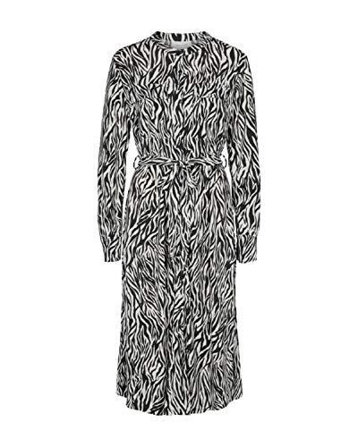Freequent Kleid Größe S black Mix