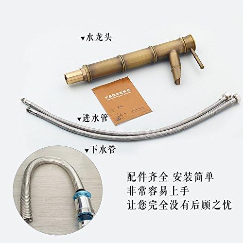 Küchenarmatur Waschtischarmatur Chinesische massivholz handschrank set schönheit spiegel waschbecken schönheit spiegel scheinwerfer Chinesische waschbecken schrank kombination wasserhahn zwei
