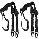 Accmor 2 Point Rifle Sling Extra Long Gun Sling, Two Point Traditional Sling...