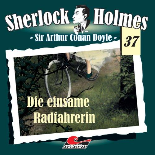 Die einsame Radfahrerin Titelbild