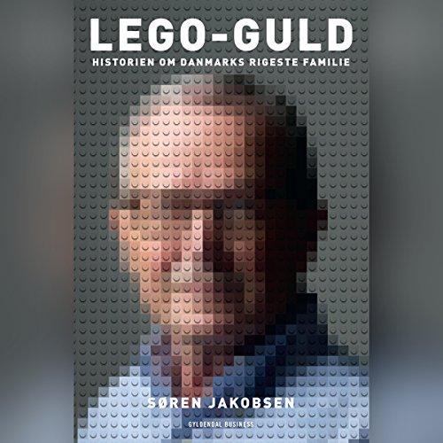 Lego-guld audiobook cover art