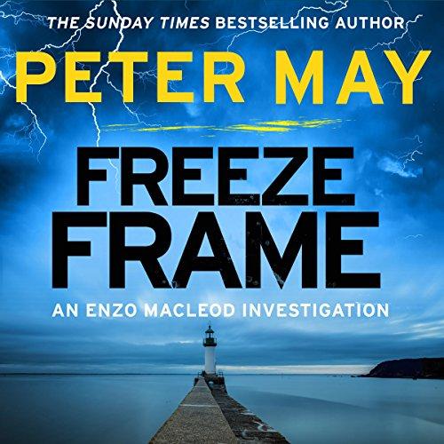 Freeze Frame audiobook cover art