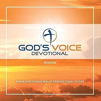 God's Voice Devotional: Modern