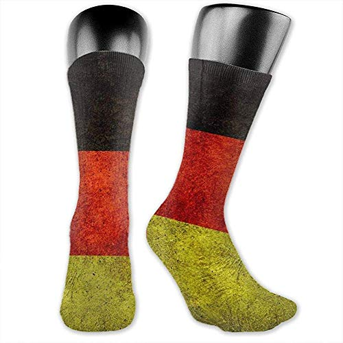 NA heren/dames sokken 40cm, Duitsland vlag unisex mode ademend atletisch lopen crew sokken nonchalant reiskous