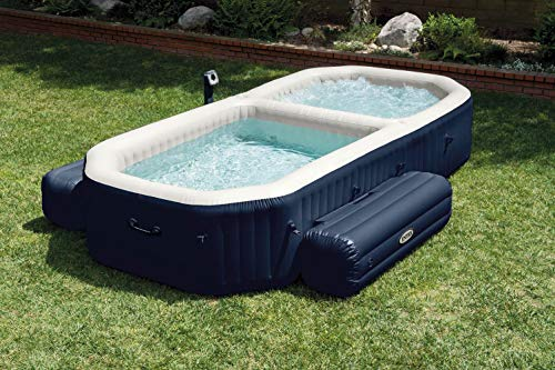 Intex PureSpa Bubble Hot Tub and Pool Set