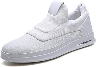 DADIJIER Calzado Deportivo de Moda para Hombre Calzado Deportivo liviano, cómodo y Transpirable Anti Desgaste