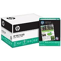 Officeリサイクル紙、92明るさ、20lb、8–1/ 2x 11、ホワイト、5000Shts/Ctn by Hewlett - Packard (Catalogカテゴリ:紙Envelopes & Mailers/紙)