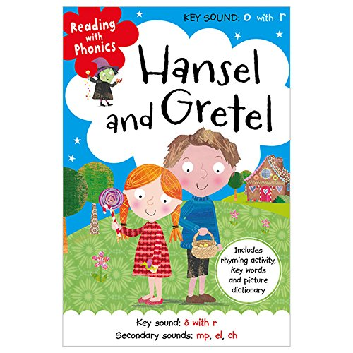 Hansel And Gretel (Reading with Phonics)