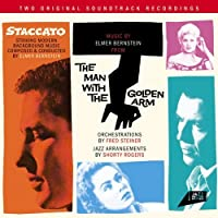Staccato / The Man With The Golden Arm. Striking Modern Background Music Composed and Conducted by Elmer Bernstein by Fred Steiner