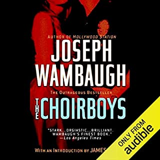 The Choirboys audiobook cover art