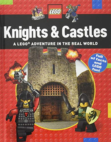 LEGO: Knights and Castles (Lego Non Fiction Reader Levl 3)